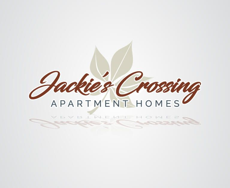 Jackie's Crossing logo design